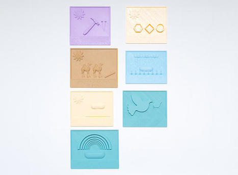 Anyone Can 3-D Print These Beautiful Storybooks For Visually Impaired Kids   Great Teachers + Ed Tech = Learning Success!   Scoop.it