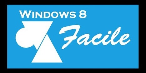 Windows 8 Facile, des tutoriels pour découvrir et maitriser son ordinateur et sa tablette | Tablettes tactiles à l'école | Scoop.it