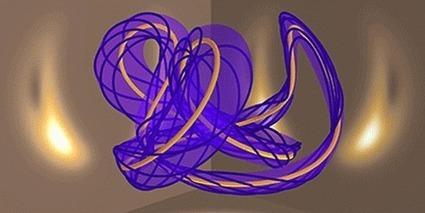 Nudos de luz con las ecuaciones de Maxwell | Lenni's place | Circunferencia, Parábola | Scoop.it