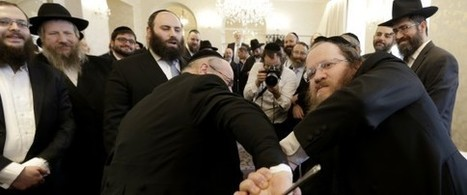After Attacks, European Rabbis Train In Self-Defense | World Spirituality and Religion | Scoop.it