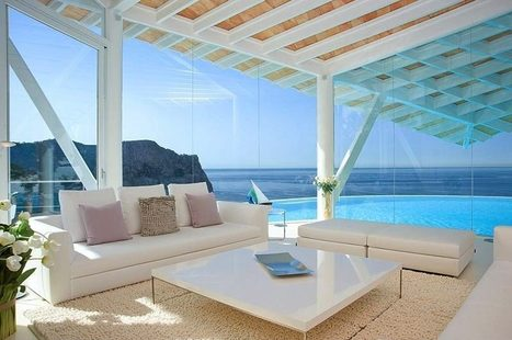 Stunning Modern Villas on the Spanish Coast | jeffchen9006 | Scoop.it