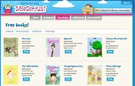 Libros gratuitos para niños en meegenius, en inglés | Lectura infantil | Scoop.it