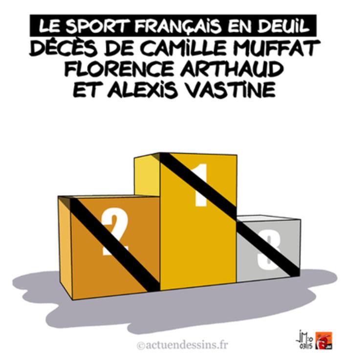 Décès des sportifs Muffat, Arthaud, Vastine | Baie d'humour | Scoop.it