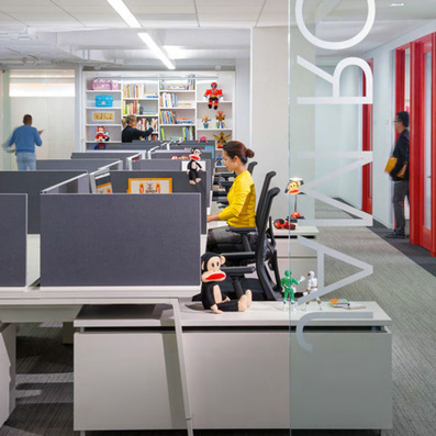 Gensler's US Workplace Survey on workplace design | Workplace Design and Employee Engagement | Scoop.it