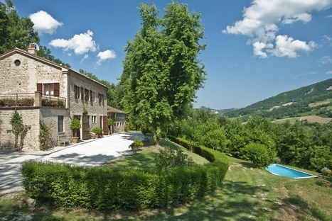Accommodation Le Marche: La Frattina, Monte San Martino | Auto Guide India | Scoop.it