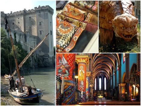 Un jour un village... Tarascon, la ville d'histoires et de légendes | Tourisme en Provence Pays d'Arles | Scoop.it