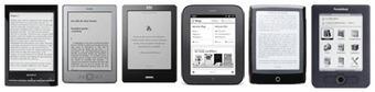 Liseuses/ readers : caractéristiques techniques - Aldus - depuis 2006 | BiblioLivre | Scoop.it