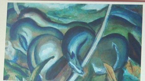 Verzameling roofkunst bevat tot nu toe onbekende werken   kap-BoetsA   Scoop.it