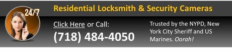 Residential Locksmith Services in New York | 24 Hour Locksmith Services New York | Scoop.it