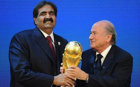 Qatar World Cup 2022 investigation: Fifa chief investigator to interview bid ... - Telegraph.co.uk | Football | Scoop.it