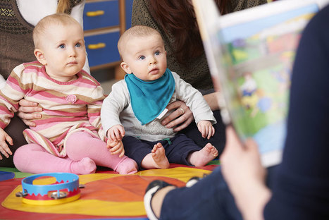 Engaging Babies in the Library | American Libraries Magazine | Library world, new trends, technologies | Scoop.it