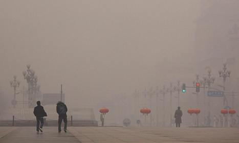 China's air pollution leading to more erratic climate for US, say scientists | Sustain Our Earth | Scoop.it