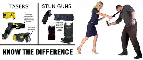 Dealers of Stun Gun in Delhi India   Safety Stun Gun Shop Noida, Gurgaon   Sunrise Techvision   Scoop.it