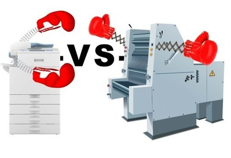 Digital Printing -VS- Offset Printing. 7 Variables to Consider | BHS Graphic Communications | Scoop.it