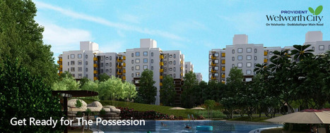 Provident WelWorth City Bangalore | Property Solution | Scoop.it
