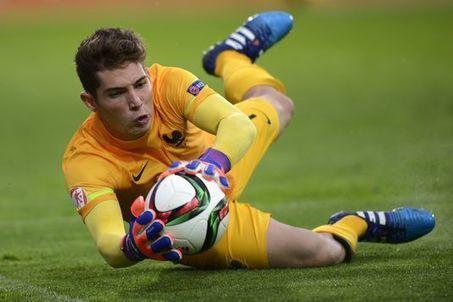 Dans la famille Zidane, Luca le gardien | Revue de presse 1e | Scoop.it