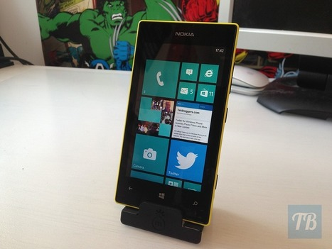 Nokia Lumia 520 Review | Social Media & Technology News | Scoop.it