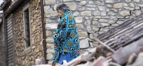 V Taliansku po zemetrasení najmenej 247 mŕtvych, medzi obeťami veľa detí (foto, video)   Správy Výveska   Scoop.it