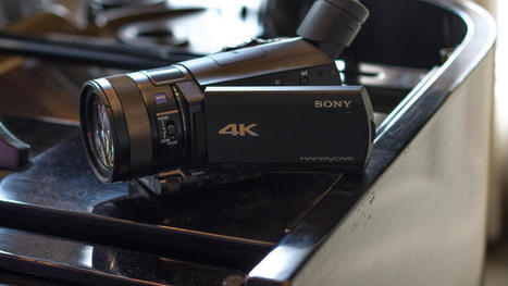 Sony Handycam FDR-AX100 Preview - CNET | AiLibrary | Scoop.it