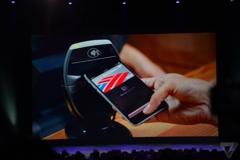 Apple Pay allows you to pay at the counter with your iPhone 6 | Mobile (Post-PC) in Higher Education | Scoop.it