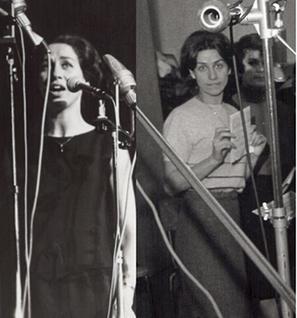 Silence éternel pour la chanteuse et doubleuse Anne Germain (1935-2016) - Le Blog d'Ecran Noir | Actu Cinéma | Scoop.it