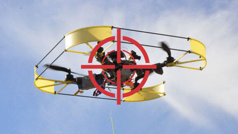 Sweden's highest court bans drones with cameras | digitalcuration | Scoop.it