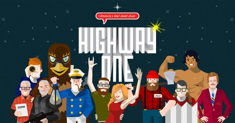 Highway One and Californian Pacific Coast Ultimate American Road Trip   BD interactive   Scoop.it