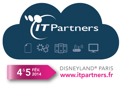IT Partners - Demandez votre badge dès maintenant | marketing numérique | Scoop.it
