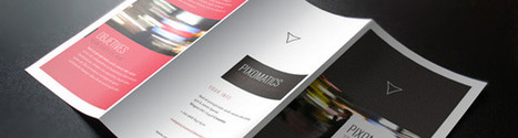 33 Free and Premium PSD and EPS Brochure Design Templates | photoshop ressources | Scoop.it