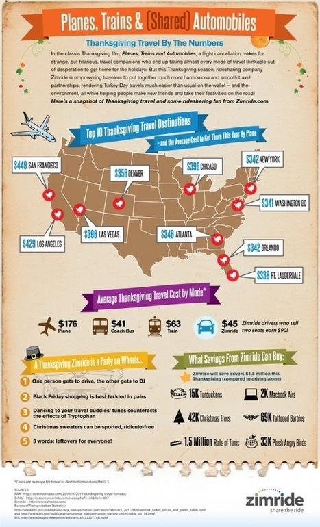 infographic   Zimride   Car Sharing   Scoop.it