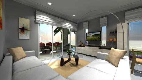 Interior Architectural 3D Modeling Samples of Hotel Building | Architecture Engineering & Construction (AEC) | Scoop.it