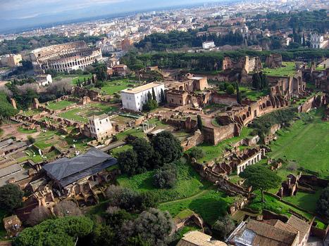 ORTI E GIARDINI. Il Cuore di Roma antica   LVDVS CHIRONIS 3.0   Scoop.it