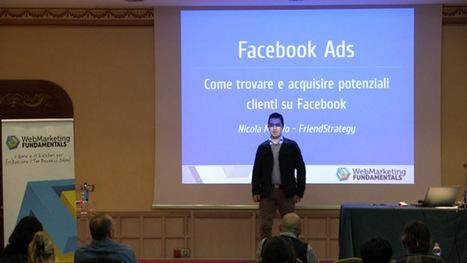 Facebook Ads con Nicola Melillo | ICOA News Reader | Scoop.it