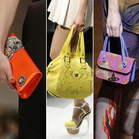 El color vive en los bolsos | Bolsos & Bolsos | Scoop.it