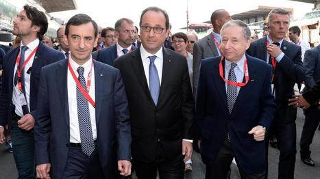VIDEO. Aux 24 Heures du Mans, François Hollande hué et sifflé par des spectateurs | Requiem pour un con | Scoop.it