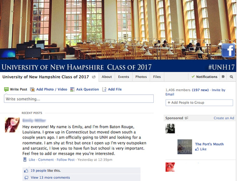 Engagement in Higher Education: Take Advantage of Facebook Groups | Social Media Today | Social Media Strategy & SEO | Scoop.it