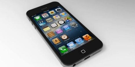 Apple: L'iPhone 5 sera vendu le 21 septembre | Informatique Romande | Scoop.it