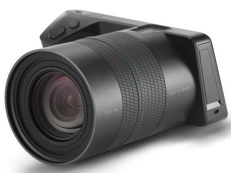 Lytro Illum changes focus even after you've taken the photo - CNET | Everything Photographic | Scoop.it