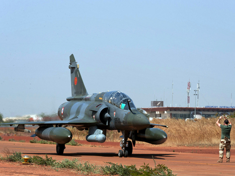 French Airstrikes Blew Up A Key Al Qaeda Leader's House In Mali   Pierre Paperon   Scoop.it