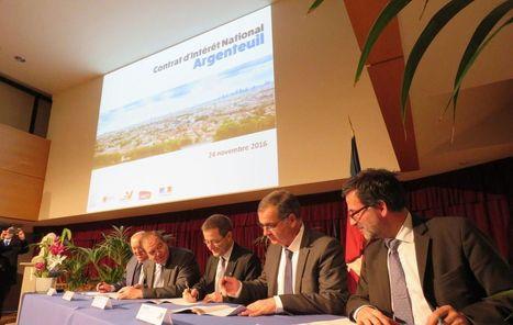 C'est parti pour la transformation d'Argenteuil | Aménagement et urbanisme en Val-d'Oise | Scoop.it