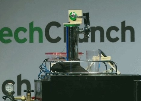 3ders.org - Raspberry Pi powered RoboKeg is a 3D printed hand-free beer dispenser | Raspberry Pi | Scoop.it