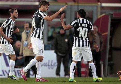 Juve-Malmoe 2-0, pagelle dei bianconeri: Tevez stratosferico | News | Scoop.it