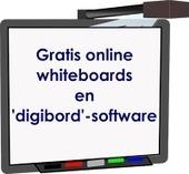 Gratis online whiteboards en 'digibord'-software voor nop   OnderwijsRSS   Scoop.it