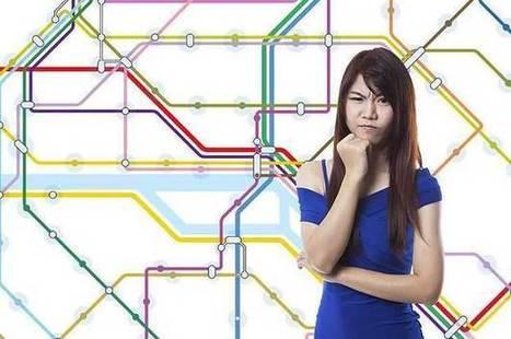 Vous croyez CONNAÎTRE la carte du métro? Prouvez-le! | URBANmedias | Scoop.it