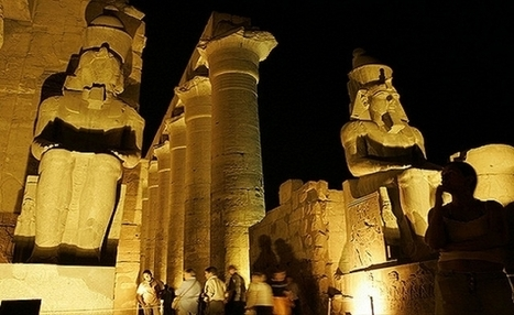 Egypt Salfists forced to cancel preaching event at ancient Pharaoh temple | Égypt-actus | Scoop.it