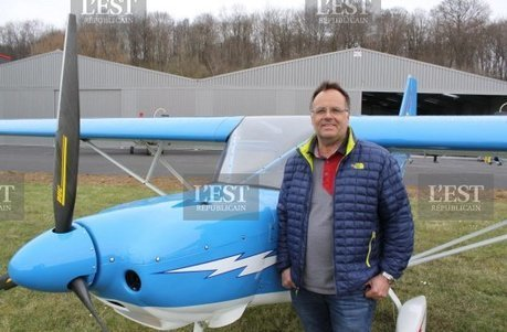 Courcelles : un entrepreneur suisse s'installe à l'aérodrome pour dynamiser l'ULM | General Aviation | Scoop.it