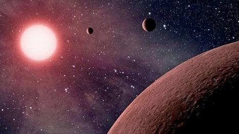 Forscher vermuten zwei weitere Planeten in unserem Sonnensystem - T-Online | Astronomie | Scoop.it