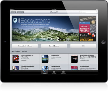 Apple - iTunes U - Learn anything, anywhere, anytime. | Create, Innovate & Evaluate in Higher Education | Scoop.it