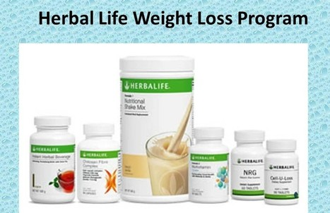 Herbal Life Weight Loss Program: Stay healthy, stay fit! - 360CompleteLiving   Diet & Nutrition   Scoop.it