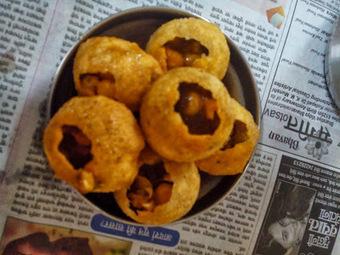 Pintoos Kitchen: Homemade Pani Puri Recipe | Culture Traits | Scoop.it